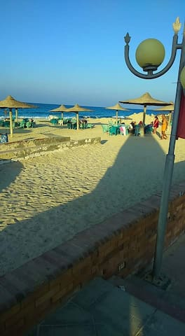 Chalet in north coast egypt near marassi sea side