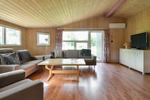 Holiday cottage with 3 bedrooms on 96m² in Roslev