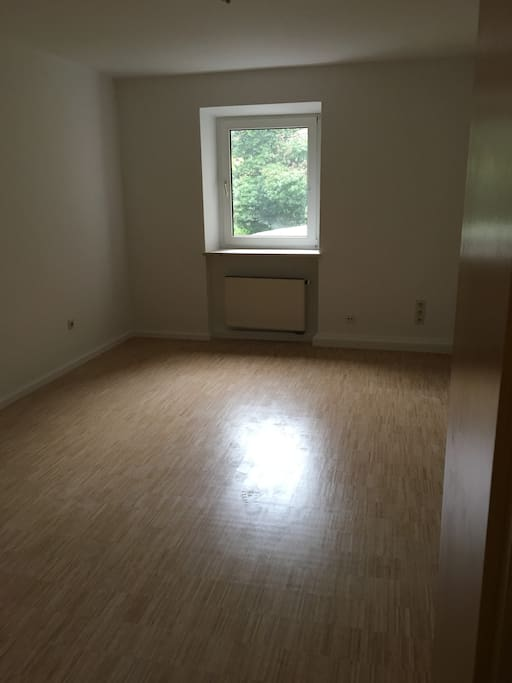 Living Room -  currently empty