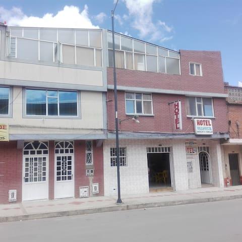Hostal Hotel Villa Vista, Duitama, Boyacá