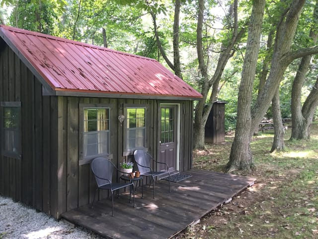 Sugartree Farm Tiny Cabin - Emmitsburg - Cabin