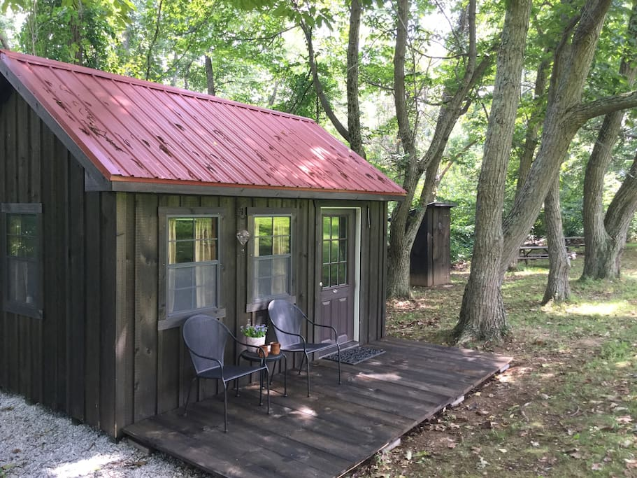 Sugartree Farm Tiny Cabin Cottages For Rent In