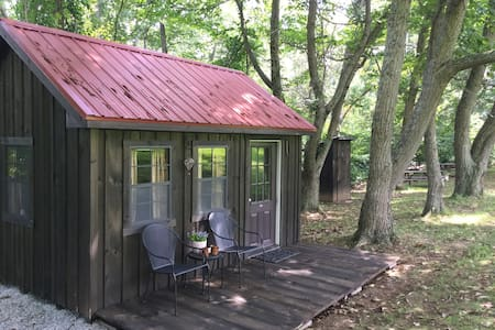 Sugartree Farm Tiny Cabin - Chatka