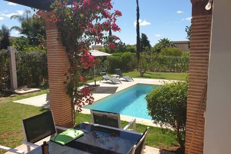 Très belle villa neuve 5 personnes à  Dyar Shemsi