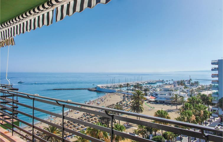 Holiday apartment with 1 bedroom on 47m² in Marbella
