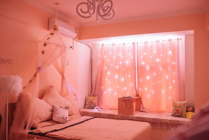 【告白-粉梦】粉嫩少女心 巨幕投影 波波球池  牡丹花园 宝龙广场 龙门石窟 白马寺 关林庙