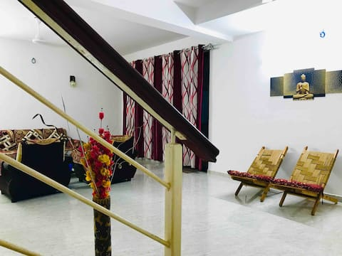 Holiday home private room in duplex vedic village