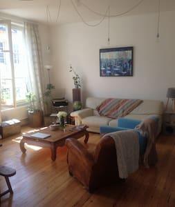 Appart coeur de Caen confortable avec charme - Apartment
