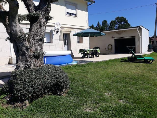 Maison au PORTUGAL à UCHA. (BARCELOS/BRAGA)