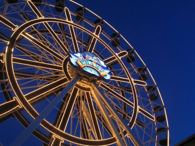 The Wharf -Lazy River, Amphitheater, Ferris Wheel! - Orange Beach - Appartement en résidence