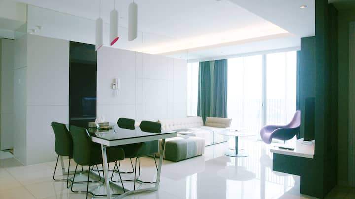 Luxury2bedroomsSuite near Midvalley Mall 1A