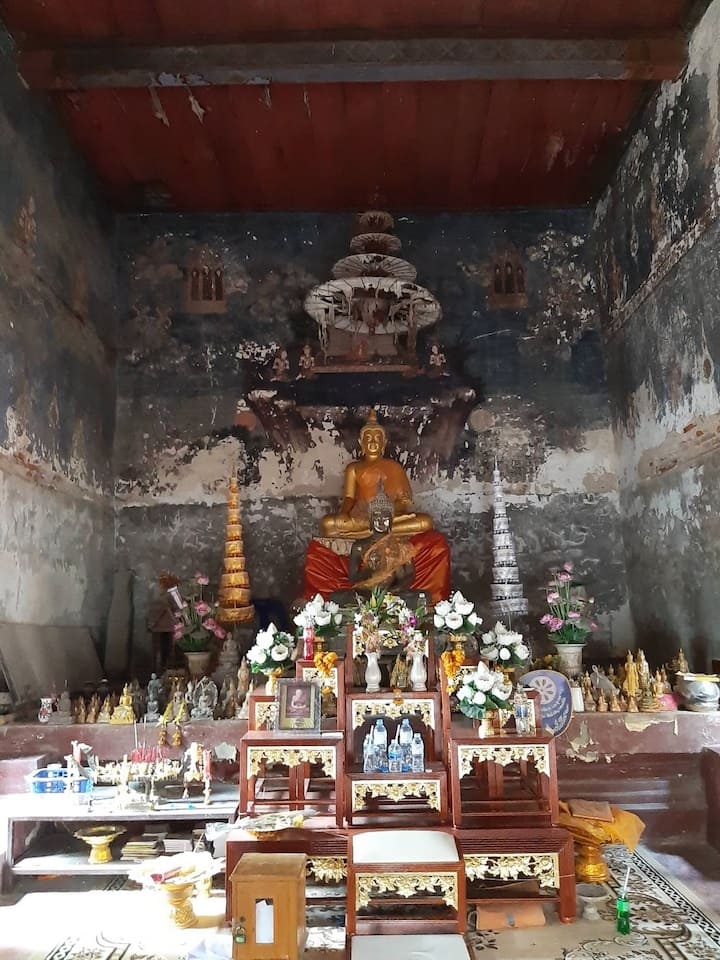 300 years old Temple
