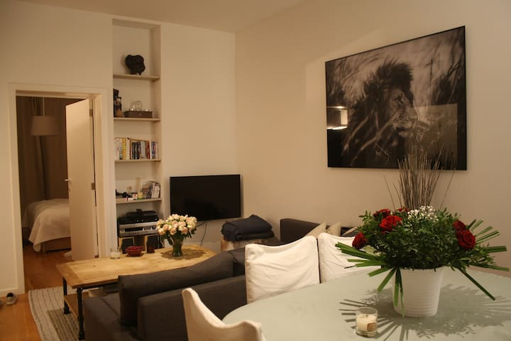 Cosy appartment Ideally situated - Auderghem