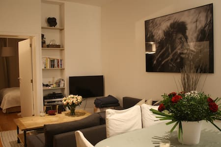 Cosy appartment Ideally situated - Auderghem - Apartment