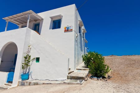 Beach House-Folegandros Apartment 1 - Daire