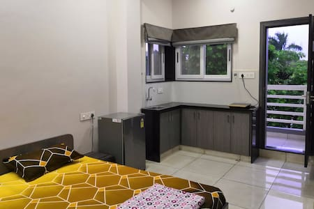 Shrivardhan Homestay Studio Apartment 204