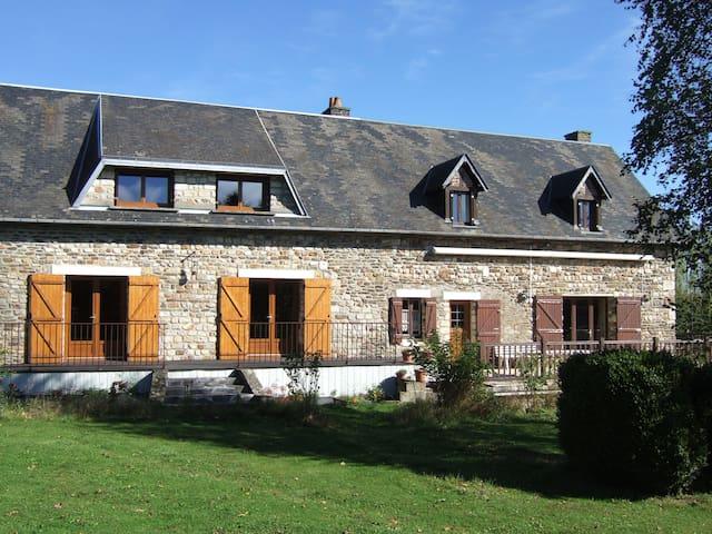 Gîte du Tilleul - Pierrefitte-en-Cinglais - Hus