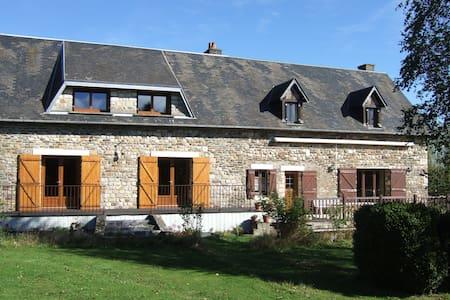 Gîte du Tilleul - Pierrefitte-en-Cinglais - 独立屋