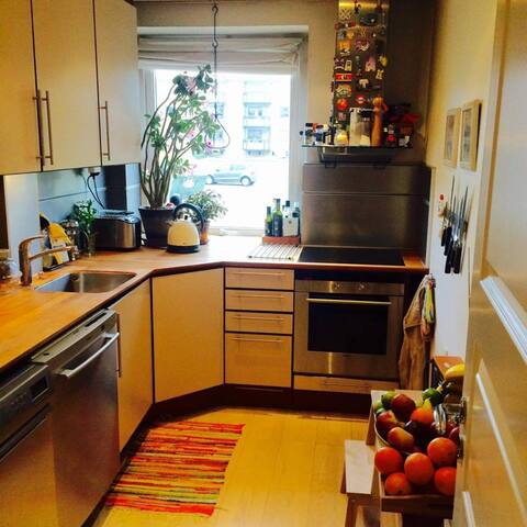 Room for 2, 15 minutes from the Roskilde Festival. - Roskilde - Apartment