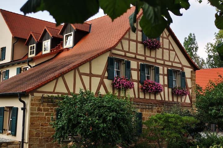 Zimmer mit Geschichte (2) - Pension Stützenmühle