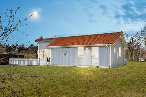 Relaxed Holiday Home in Skjern near the Sea