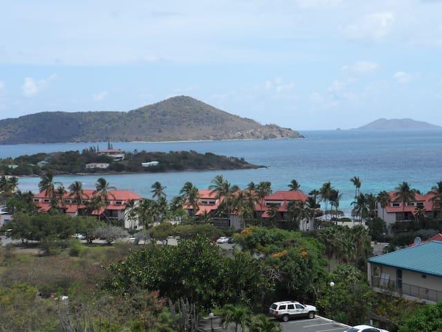 Shark Island on St. Thomas - Southside - Condo