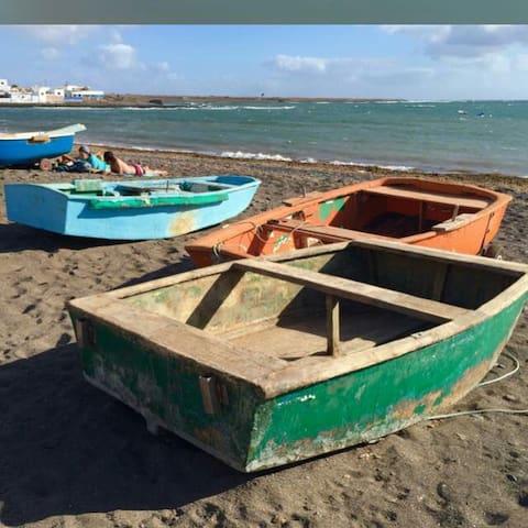 Como en casa. - Puerto Lajas - บ้าน