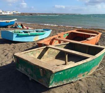 Como en casa. - Puerto Lajas