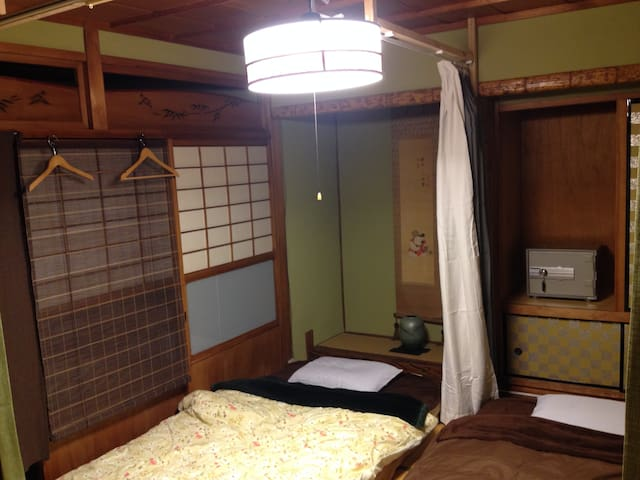 Private room Japanese style ①