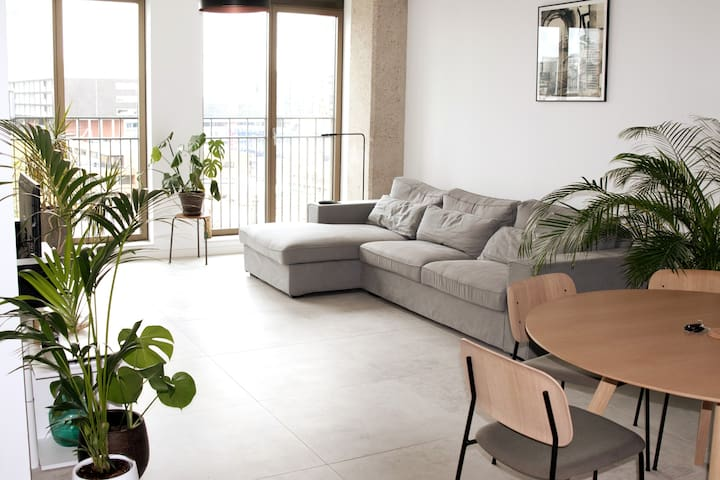Modern&cozy 2-bedroom apartment in the center