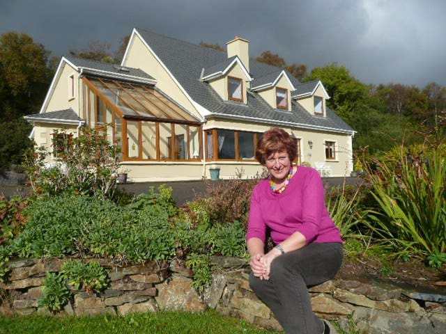 VALHALLA, Sneem Room, Sneem Road, Kenmare. - Kenmare - Bed & Breakfast