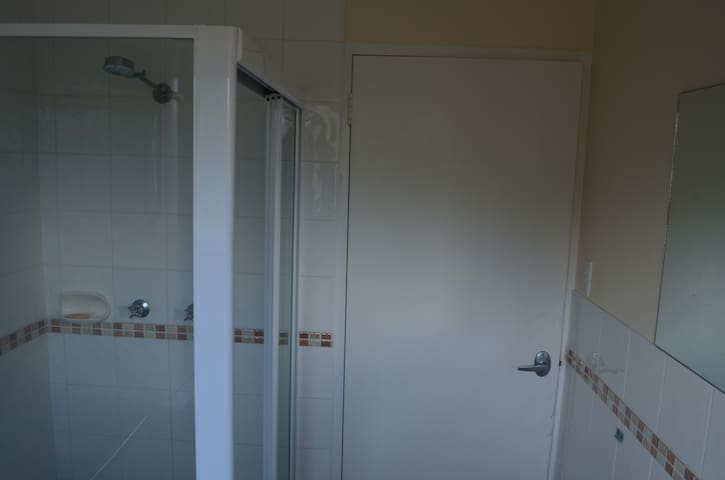 **Clean, Tidy, Secured Master Bedroom at Pearce**