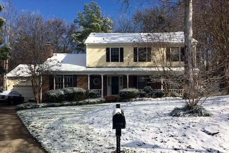 Comfortable Room Close to Southpark - Charlotte