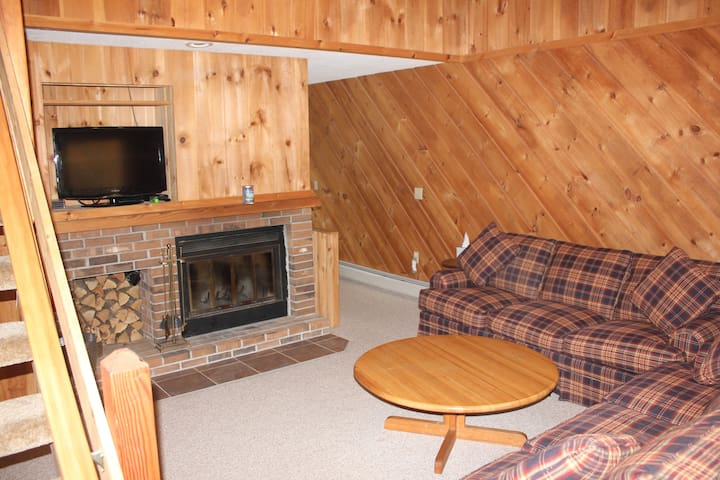 Cozy Mt Snow Condo - Ski Home Trail - Sleeps 8