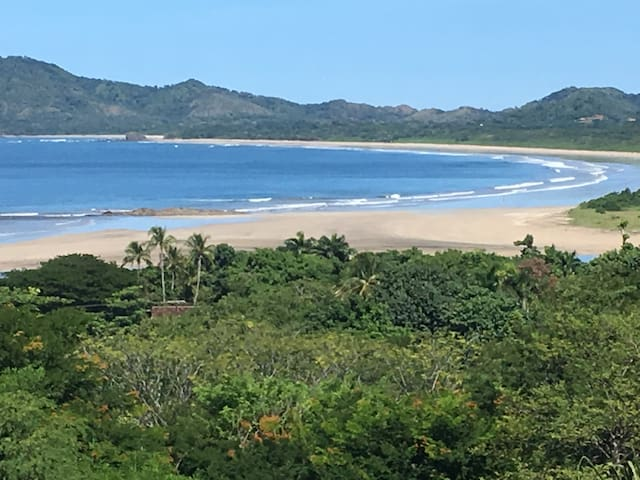 OceanView Apt, Queen/2 singles, 450m of the beach - Tamarindo - Apartamento