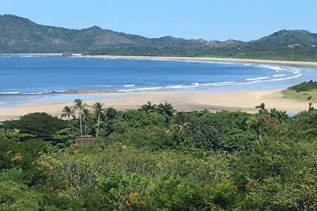 OceanView Apt, Queen/2 singles, 450m of the beach - Tamarindo - Appartement