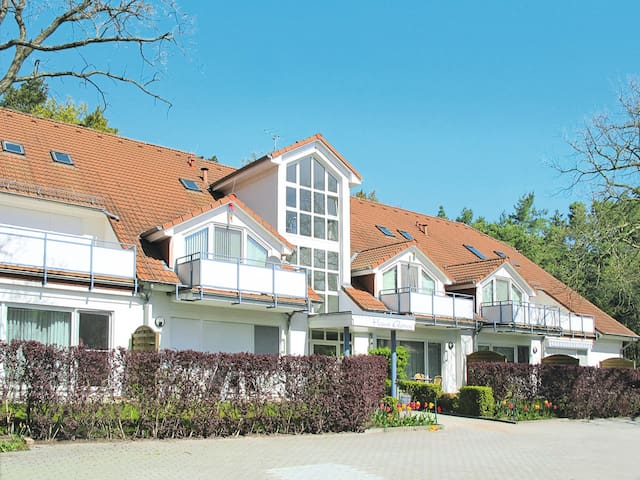 70 m² Apartment Appartementhaus Glowe for 6 persons