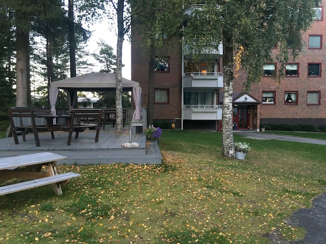 Natural and relax living on edge of Oslo-Akershus - Oslo - Appartement