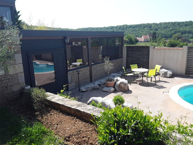 Airbnb Lavigney Vacation Rentals Places To Stay Bourgogne