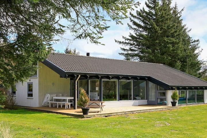 Beautiful Holiday Home in Bindslev with Sauna