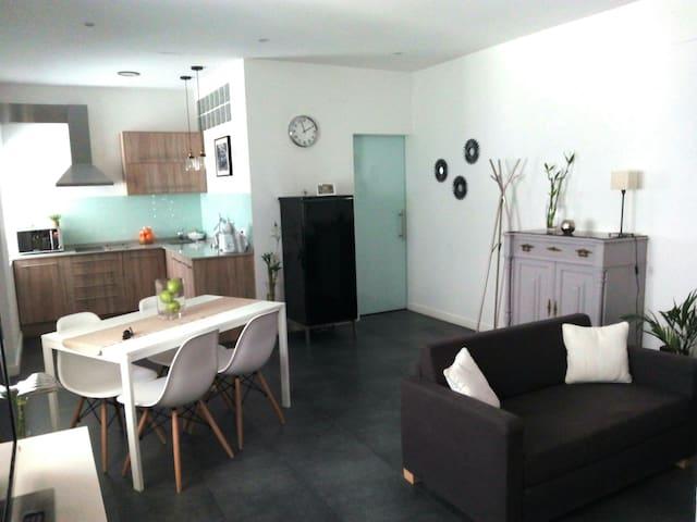 Singular apartamento-loft en el centro de Aranjuez