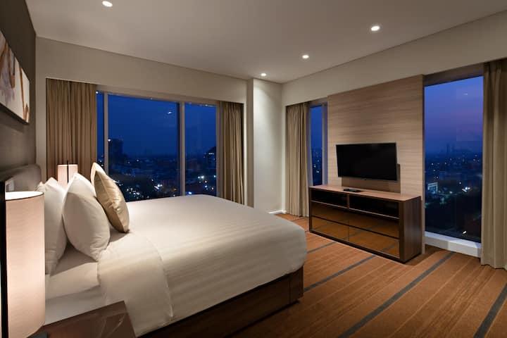 2 Bedroom by Oakwood Hotel Surabaya