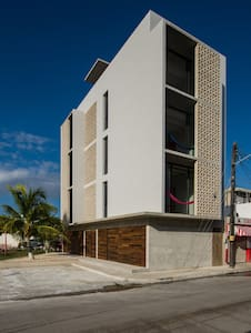 42 square meters studio with view to the Caribbean - Cancún