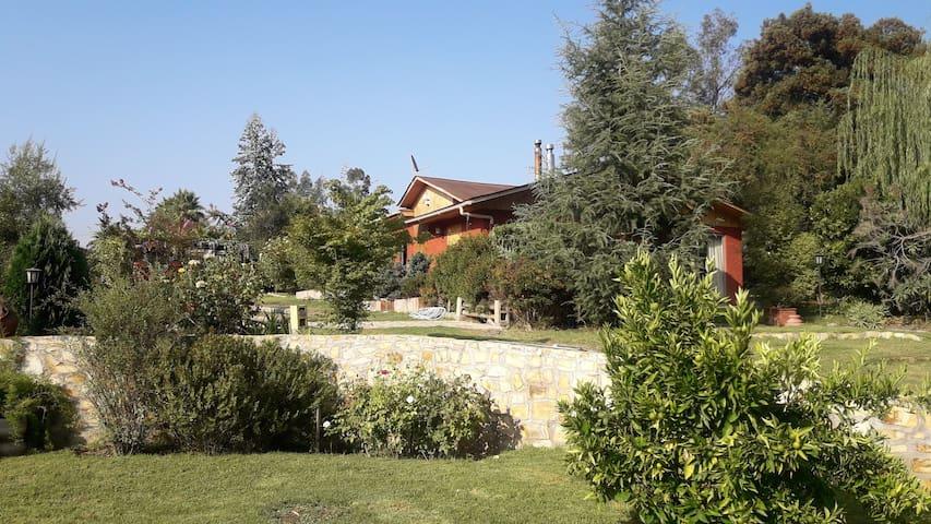 Lago Rapel: Hermosa casa para descanso familiar