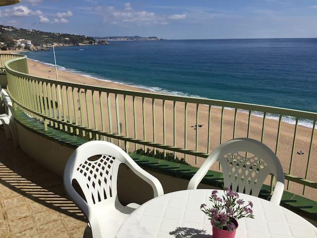 Appartement  sur la mer à Platja d'Aro. WiFi