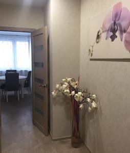 Очень тёплая и уютная квартира - Боброво  - Wohnung