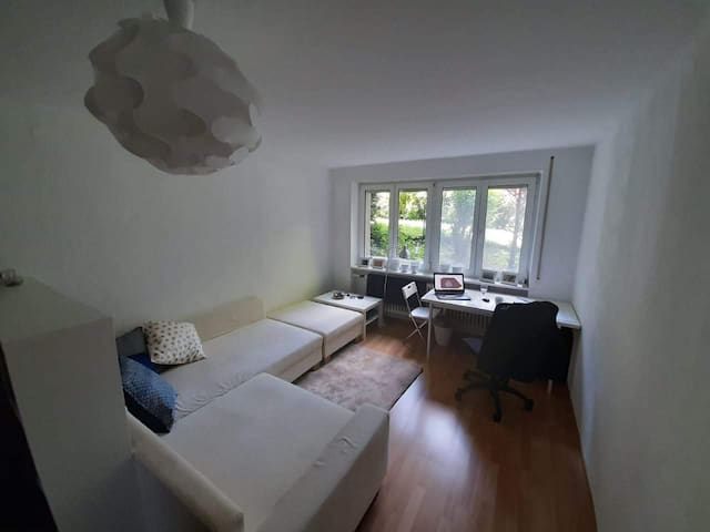 Comfortable studio with kitchen near city center