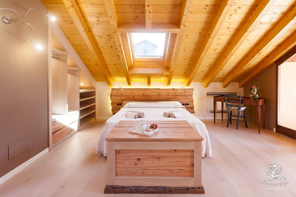 camera matrimoniale/double bedroom