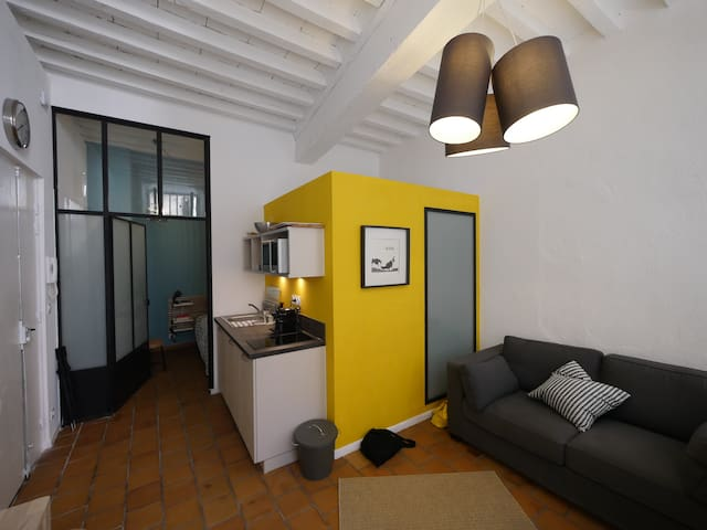 Studio d'architecte - Architect's studio - Arles - Apartment