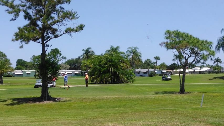 Tee time for You near the Ocean Blue!